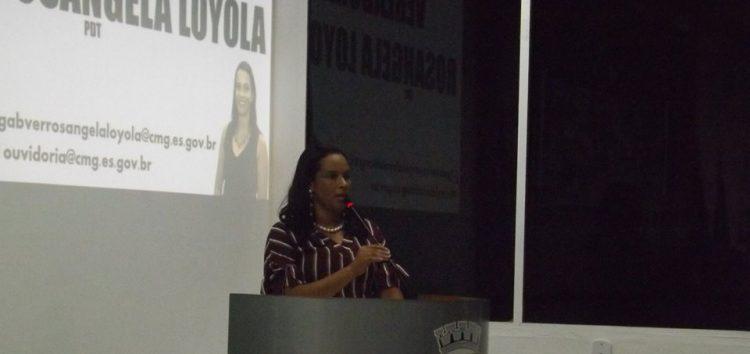 Liminar garante retorno de vereadora à Câmara de Guarapari