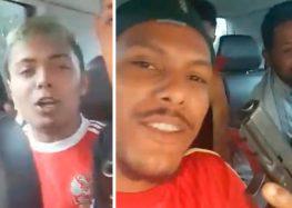 PC divulga imagens dos suspeitos de homicídio em Guarapari