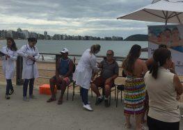 Guarapari recebe 2ª edição do Estação Saúde na Praia do Morro