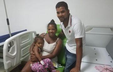 Solidariedade ajuda a salvar vida de bebê em Guarapari