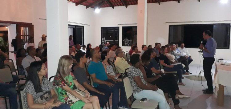 PSB inicia o ciclo de trabalho deste ano em Guarapari