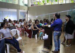 Grupo de voluntárias em Guarapari se une para apoiar HFA