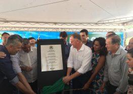 Evento inaugura Contorno de Iconha com trecho de mais de 7 km de extensão