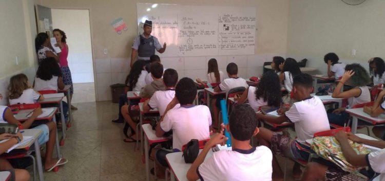 Patrulhamento Escolar retorna as atividades em Guarapari