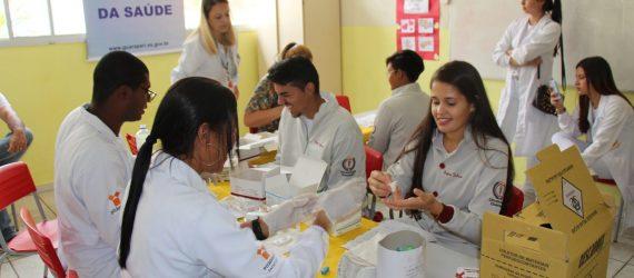 Trote solidário no Adalberto beneficia mais de 600 moradores de Guarapari