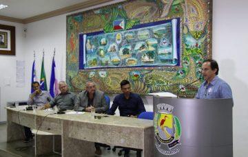 Diretores do HFA vão à Câmara de Guarapari esclarecer atendimentos