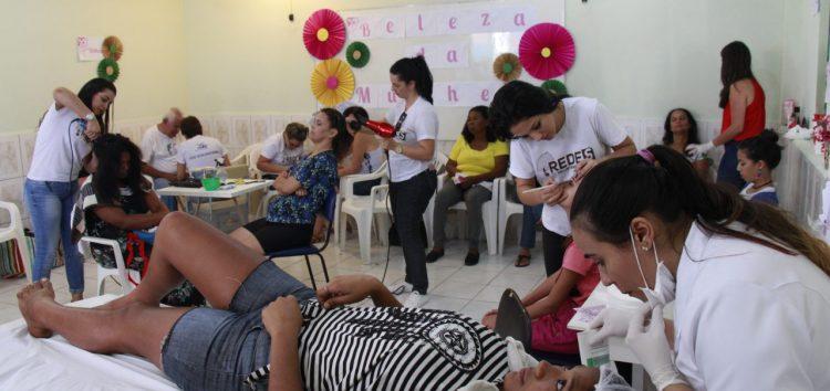 Ação oferece diversos serviços para moradores de Guarapari