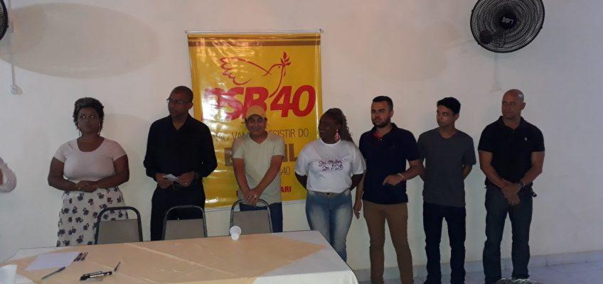 Membros dos segmentos PSB Guarapari