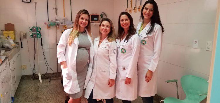 HFA, em Guarapari, recebe novos médicos residentes em Pediatria