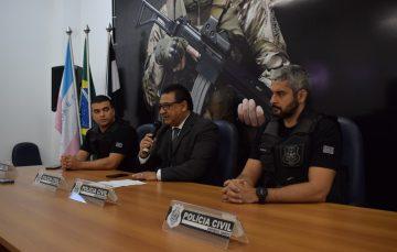 Operação contra pornografia infantil prende um suspeito em Guarapari