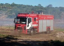 Uma semana após início do incêndio em Jabuticaba, fumaça já pode ser sentida em área urbana de Guarapari