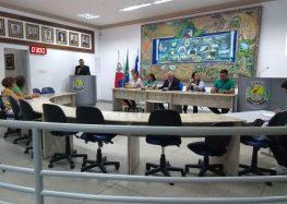 Construção do novo centro de acolhimento foi pauta principal da reunião pública na Câmara de Guarapari