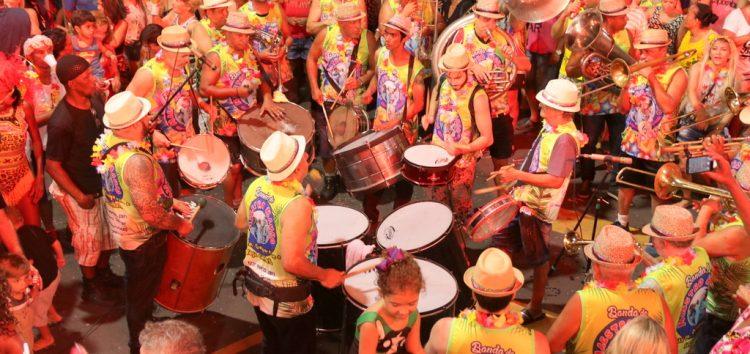 Mais de meio milhão de pessoas curtiram o Carnaval em Guarapari
