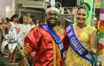 Realeza do Carnaval de Guarapari será escolhida nessa quinta (13)