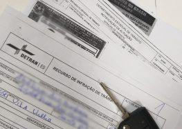 Detran-ES divulga esclarecimentos sobre recursos de multas