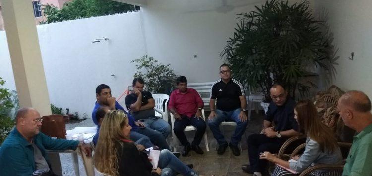 Turismo é pauta de encontro com Gedson Merízio em Guarapari