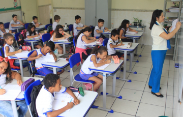 Guarapari se destaca em avaliação da Educação Básica capixaba