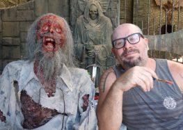 Museu dos Monstros contará com cursos de efeitos especiais e interpretação em Guarapari