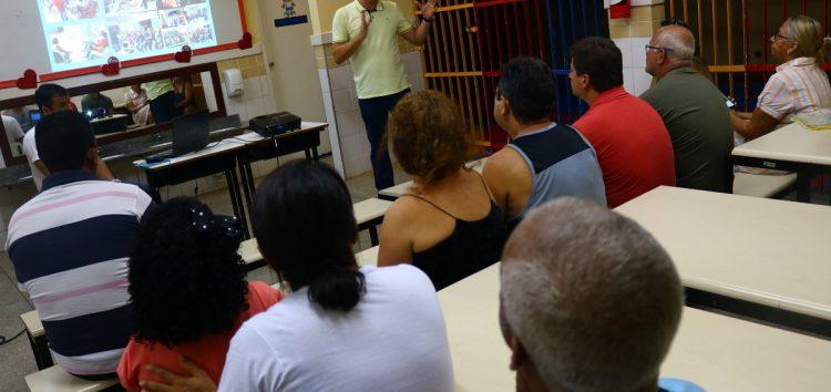 Vereador de Anchieta apresenta demandas do Gabinete Itinerante