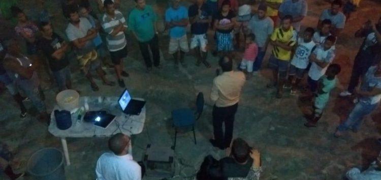 """Guarapari: """"PSB nos bairros"""" faz sua primeira parada em Olaria"""