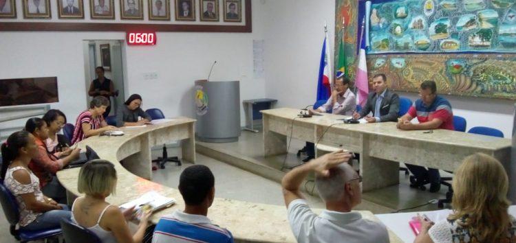 Reunião pública discute sobre os desafios da coleta seletiva em Guarapari
