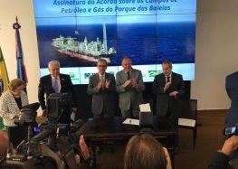 Após acordo, aumenta repasse da exploração de petróleo ao ES