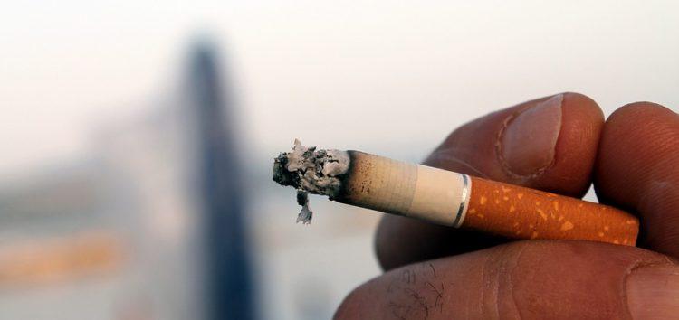 Curso gratuito dá oportunidade para quem quer parar de fumar em Guarapari