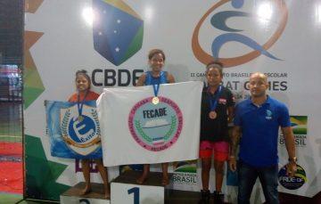 Atleta de Guarapari vence nacional de Luta Olímpica e ganha vaga para o mundial na Hungria