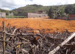 Vereador de Guarapari denuncia crime ambiental em Perocão