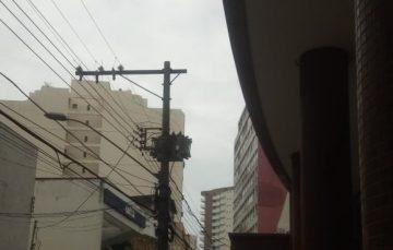 Tempo muda nesta terça-feira (09) e pode chover em Guarapari
