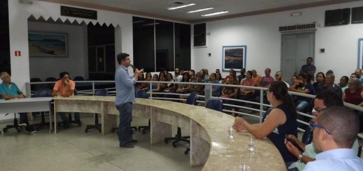 Impacto da reforma da previdência é tema de reunião pública em Guarapari