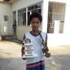 Aos 12 anos, atleta de Guarapari já compete com adultos e é promessa para o atletismo