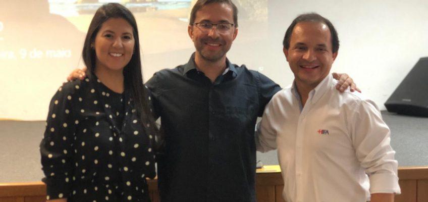 Walkyria, Dr Edson e Jailton