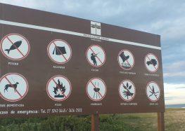Surfista ferido por linha questiona pesca em Setibão; Iema esclarece demarcação em Guarapari