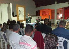 Associação Afro promove debate sobre Abolição da Escravatura e racismo em Alfredo Chaves