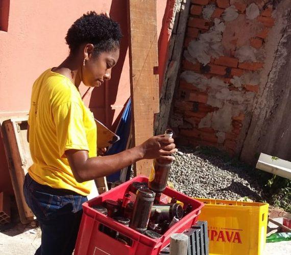 Anchieta faz 'pente fino' contra dengue nesse sábado (25)