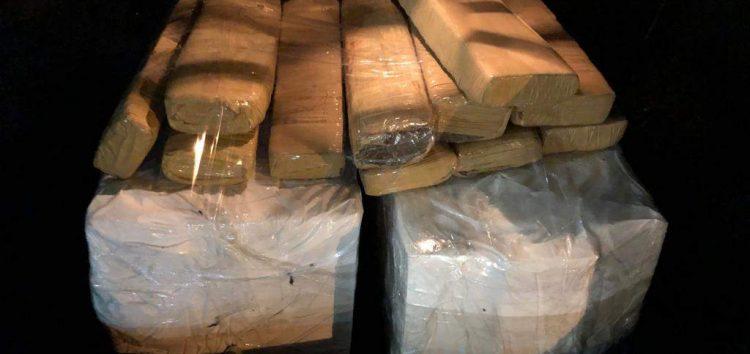 Comerciante é preso transportando cerca de 60kg de maconha para Guarapari