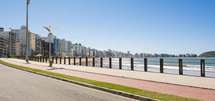 Revitalização da orla da Praia do Morro custará mais de cinco milhões para Guarapari