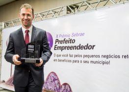 Prêmios destacam ações da Gestão Municipal de Anchieta
