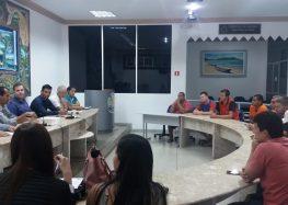 Comissão de Meio Ambiente debateu com representantes do executivo sobre reordenamento das feiras livres em Guarapari