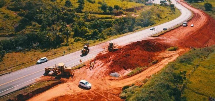 BR 101 em Guarapari será interditada para detonação de rochas