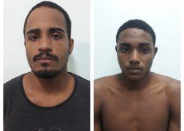 Presos indivíduos suspeitos de homicídios em Guarapari