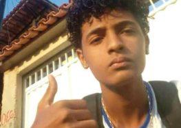 Família pede ajuda para encontrar adolescente desaparecido em Guarapari