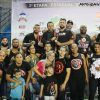 Equipe de Jiu-jitsu de Guarapari fica em 1º lugar  geral em competição regional