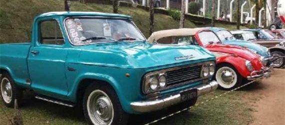 Alfredo Chaves recebe 2º passeio de carros antigos nesse fim de semana