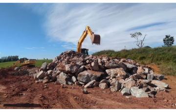 Trecho da BR 101 será fechado para detonação de rochas em Guarapari
