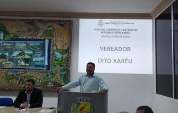 Com 11 votos a favor, Câmara de Guarapari acata denúncia e afasta vereador
