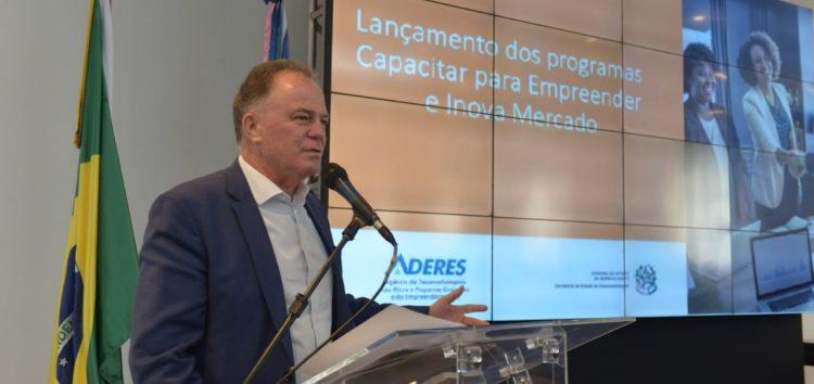 Governo lança programas voltados para empreendedores do ES