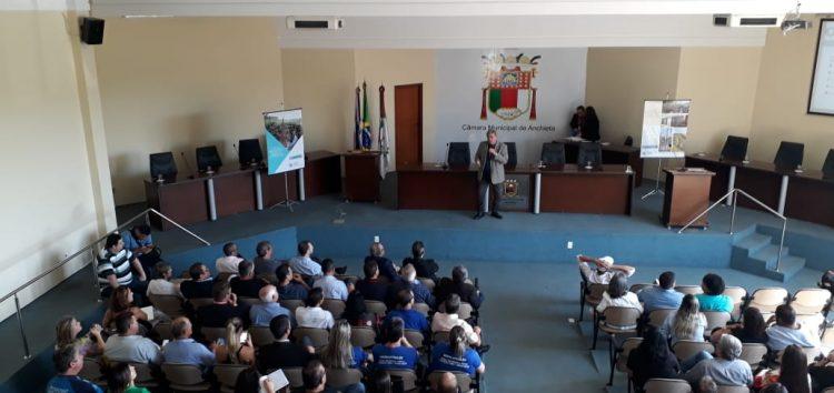 Anchieta integra Conselho de Desenvolvimento do Litoral Sul