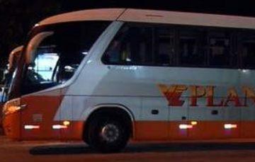 Em menos de 48 horas, ônibus da linha Vitória-Guarapari é assaltado pela segunda vez